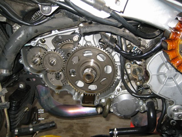 How to replace your sprag clutch